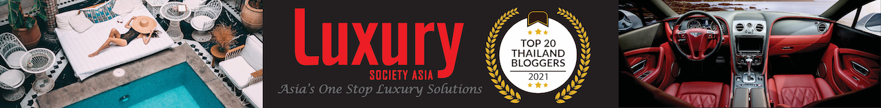 Luxury Society – Thailand Asia's Best Luxury Community Website/Blog logo